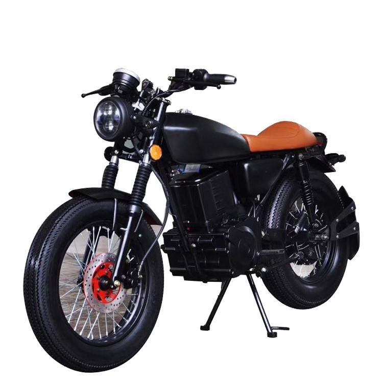 Электрический мотоцикл Engtian THretro