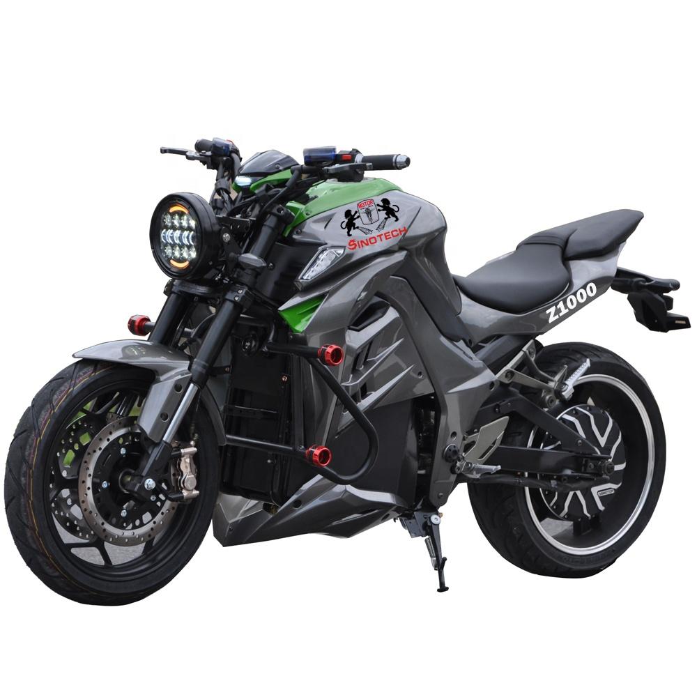 Гоночный мотоцикл Sinotech ST3000ERA-E10