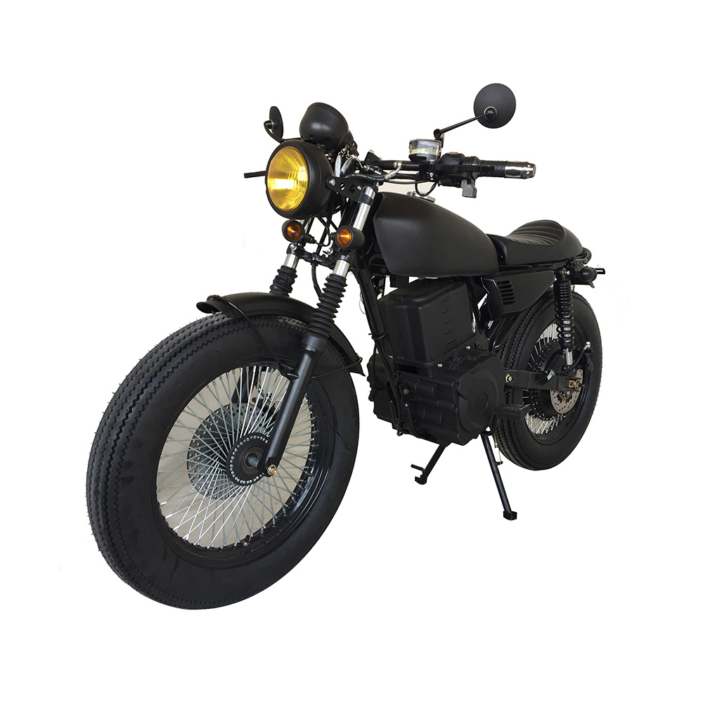 Легкий электрический мотоцикл Xufeng XFS-GZCG-2000W