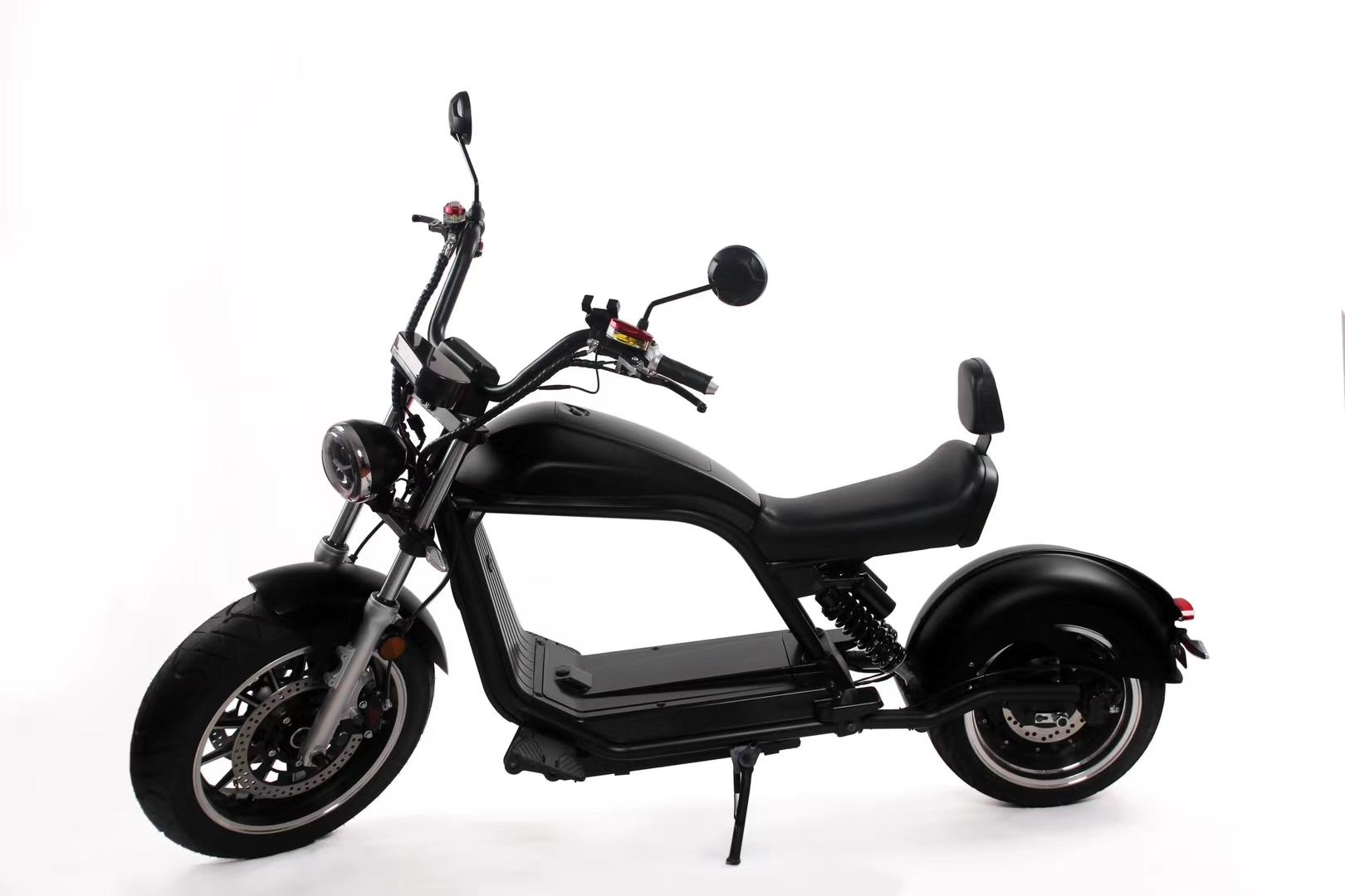 Городской электрический мотоцикл Anttech Cp6