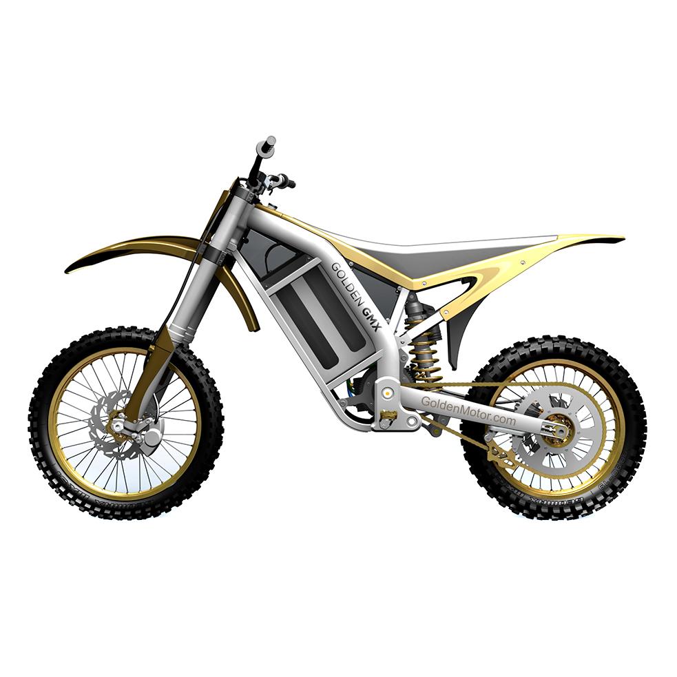 Гоночный мотоцикл Golden Motor GM-3X