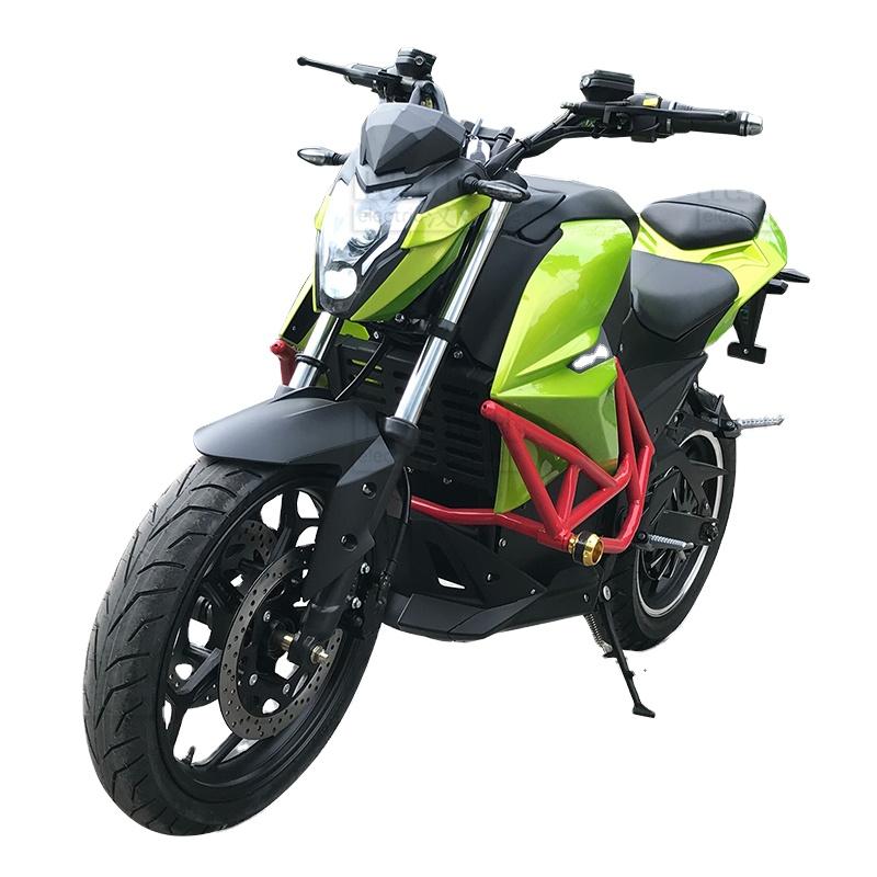 Гоночный мотоцикл Hanbird 2000 W JF without battery
