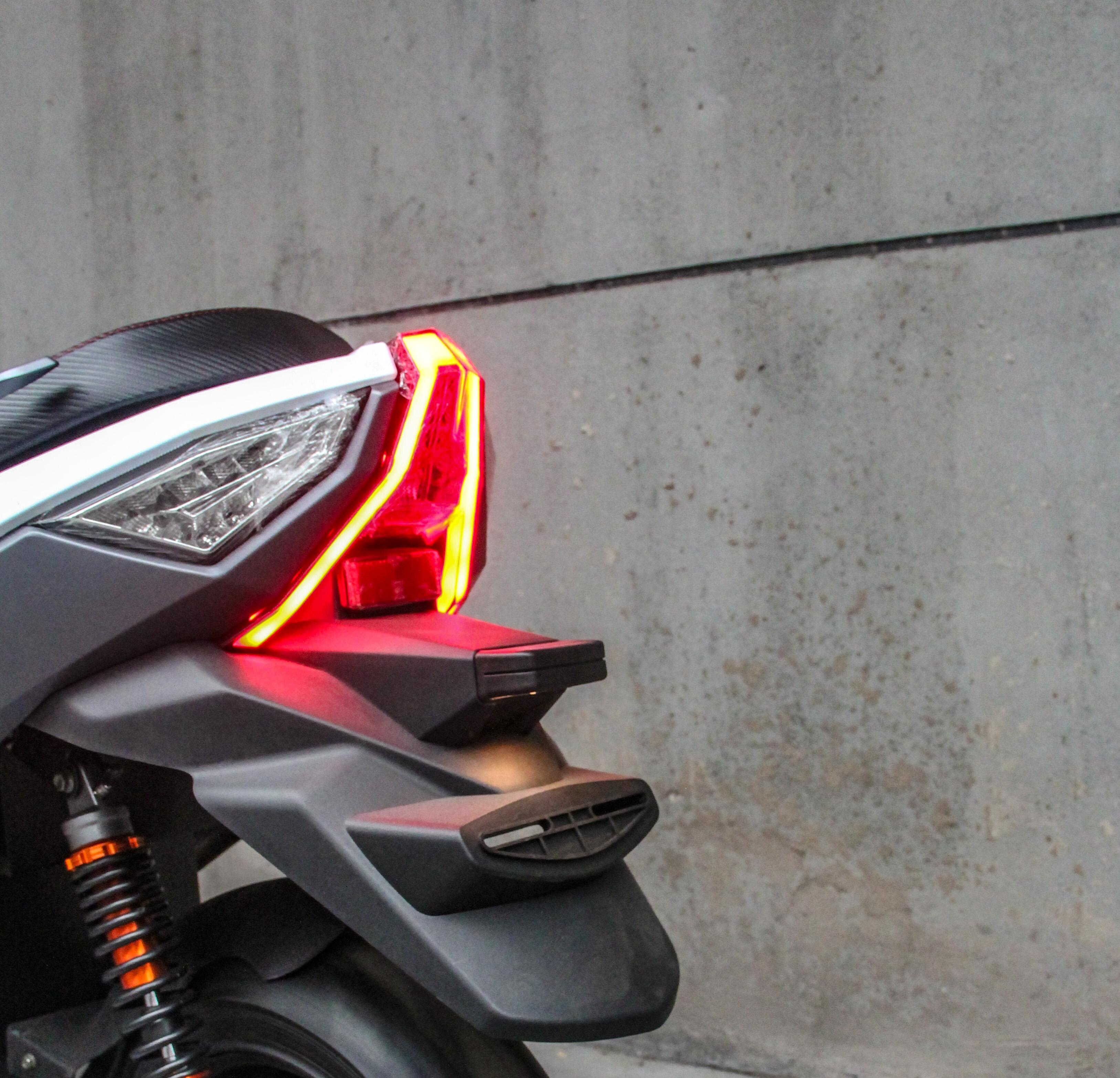 Гоночный мотоцикл Hbc Es-T9