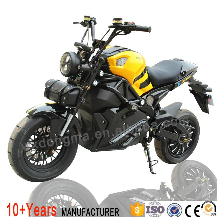 Гоночный мотоцикл Heidu Retro Monster