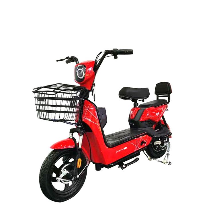 Электрический мотоцикл Jl Model L