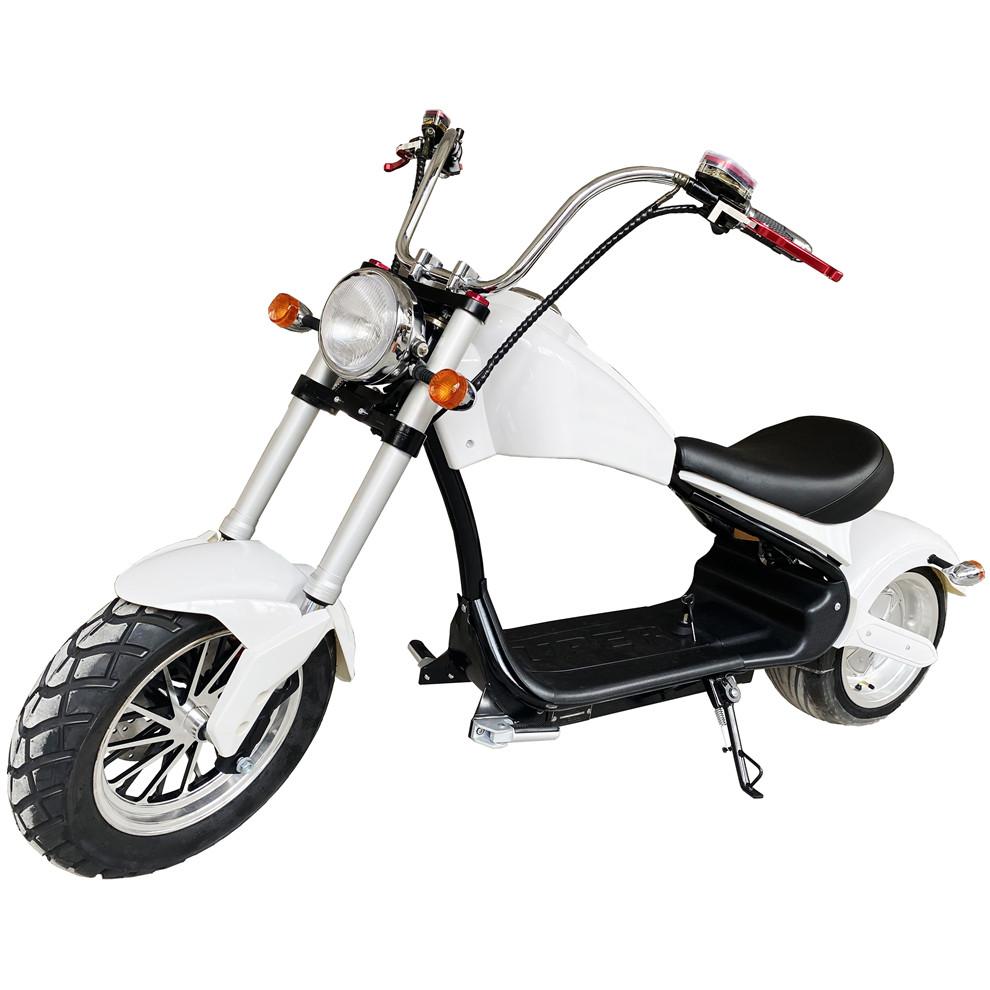 Электрический мотоцикл Nzita X12 EEC