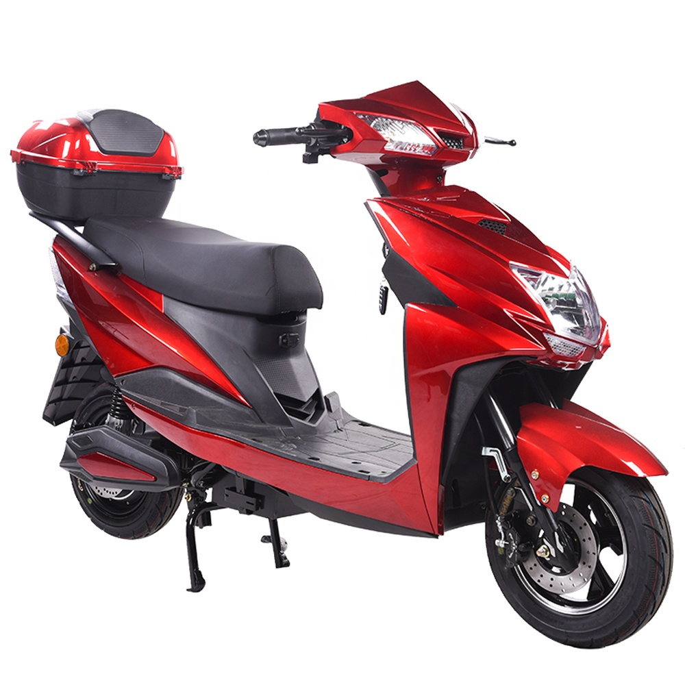Электрический мотоцикл скутер Sinotech ST1000ERA-SSL