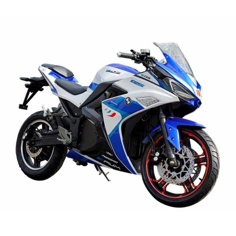 Электрический мотоцикл — V3R6