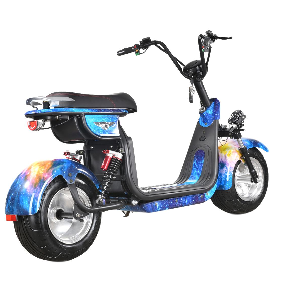 Гоночный мотоцикл Yidegreen Scooter SF001